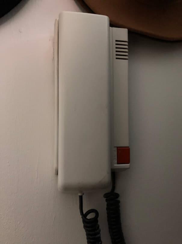 Golmar T810 deurtelefoontoestel vervangen